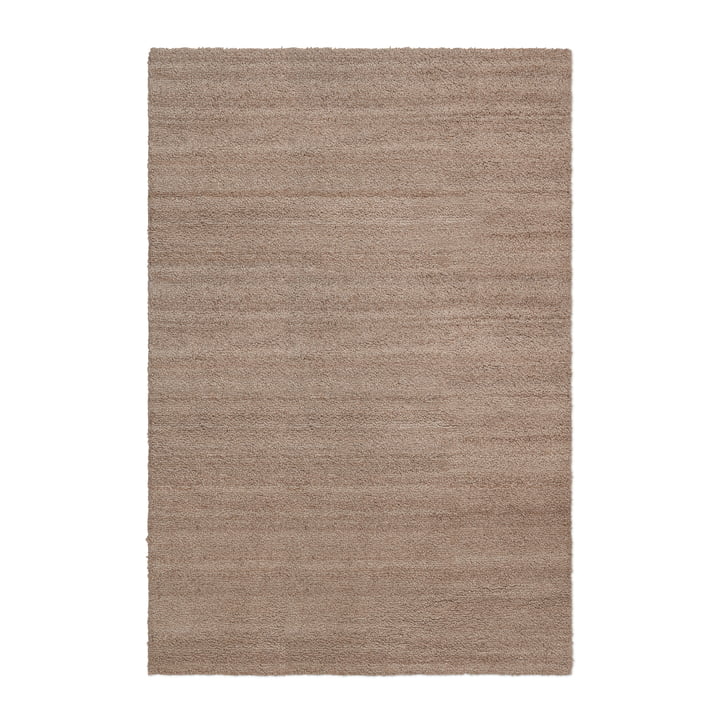 Shade Loop rug, 200 x 300 cm by ferm Living in light beige
