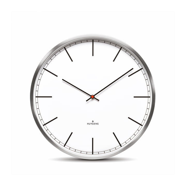Huygens - One35rc clock, index dial