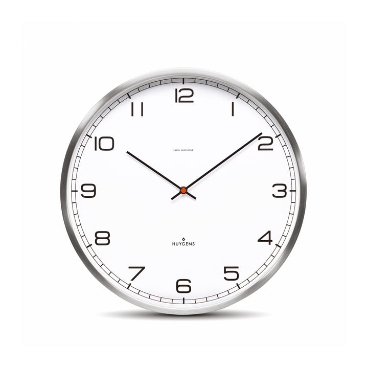 Huygens - One35rc clock, with numbers