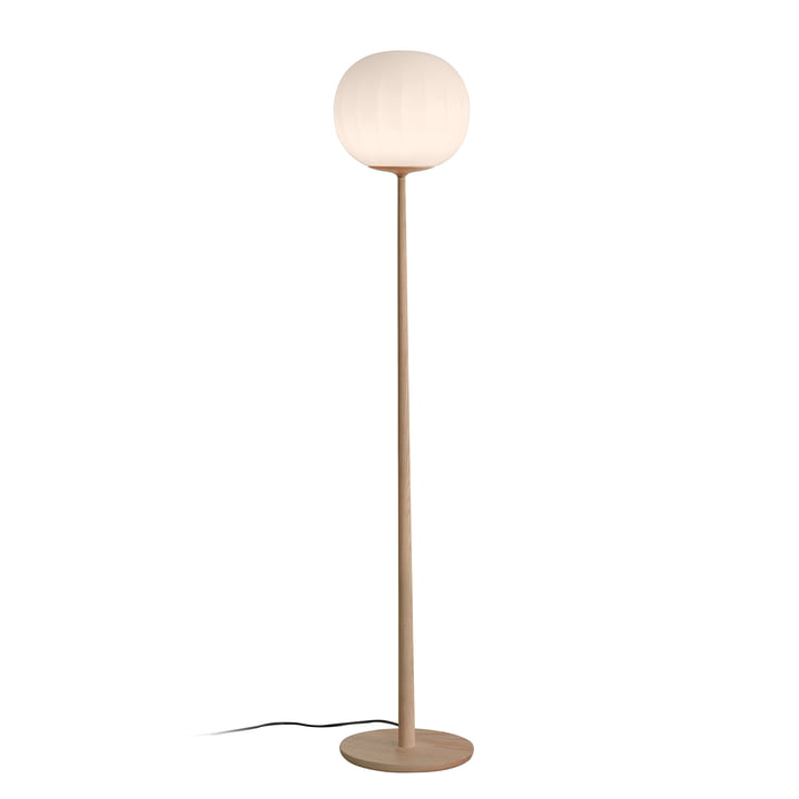 Lita Floor Lamp by Luceplan in Ash