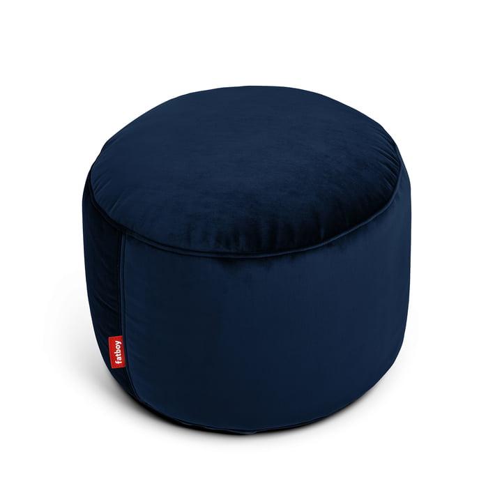Point Velvet by Fatboy in dark blue