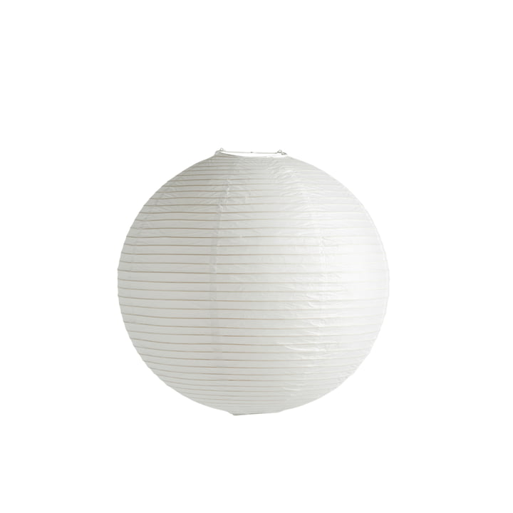 Rice Paper Lampshade Ø 50 cm from Hay in classic white