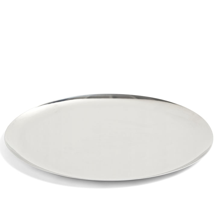 Serving Tray XL from Hay in silver