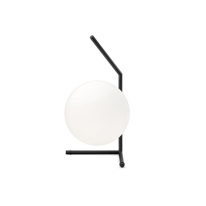 IC T1 Low BRO table lamp by Flos in black
