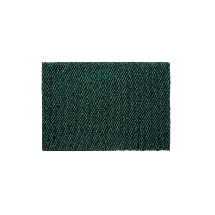 Peas Carpet 80 x 140 cm from Hay in dark green