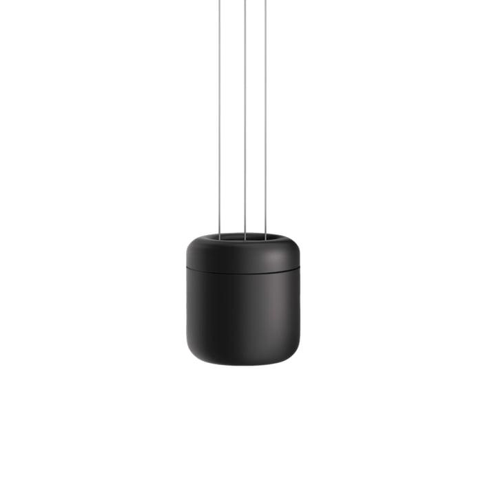 Cavity LED pendant light S by serien.lighting in black