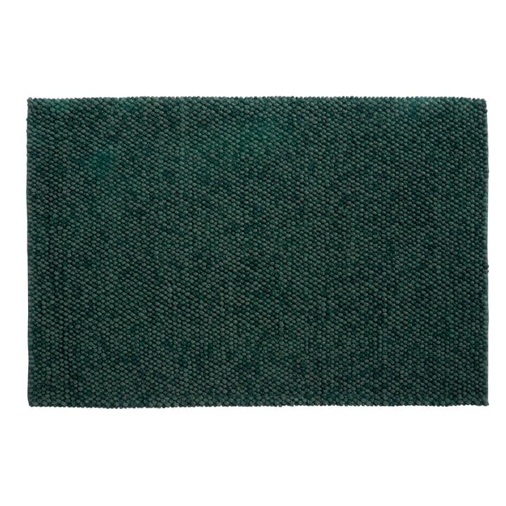 Peas carpet 200 x 300 cm from Hay in dark green