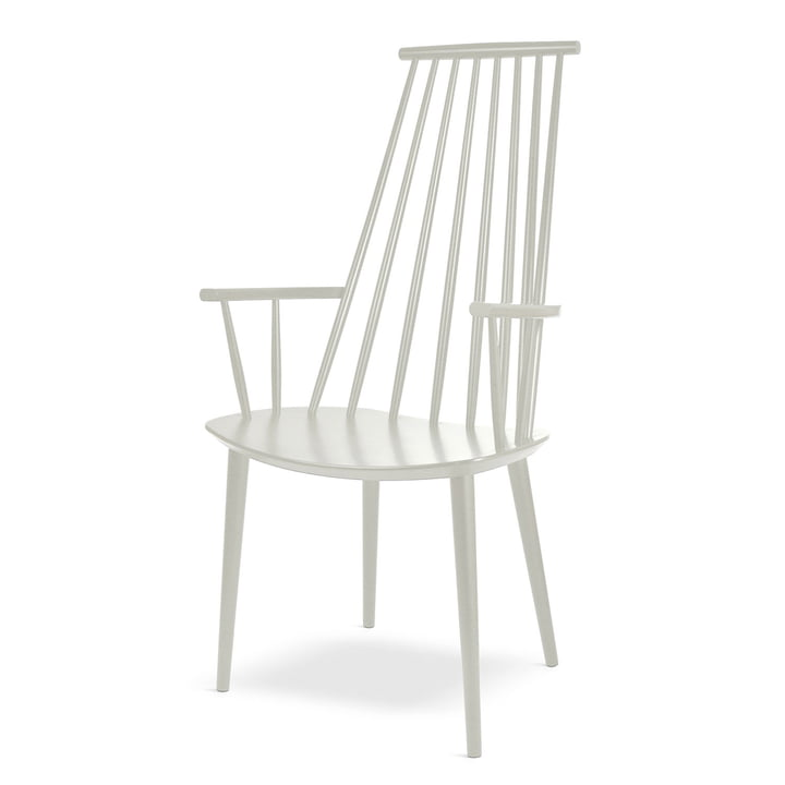 J110 Chair from Hay in dusty grey