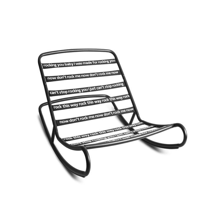 Rock 'n' Roll Lounge Chair by Fatboy
