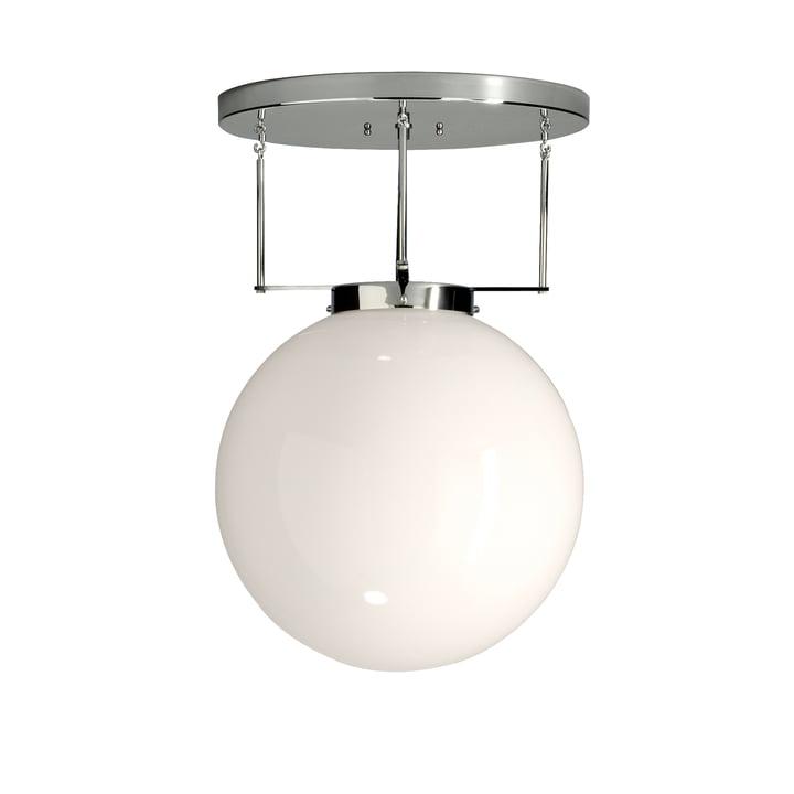 DMB26 ceiling lamp Ø 25 cm from Tecnolumen in nickel