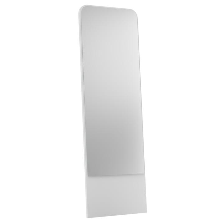 Friedrich mirror of Objekte unserer Tage - 60 x 185 cm, white