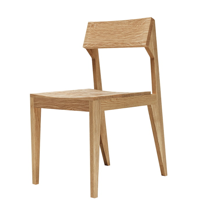 Schulz Chair from Objekte unserer Tage - Oiled oak