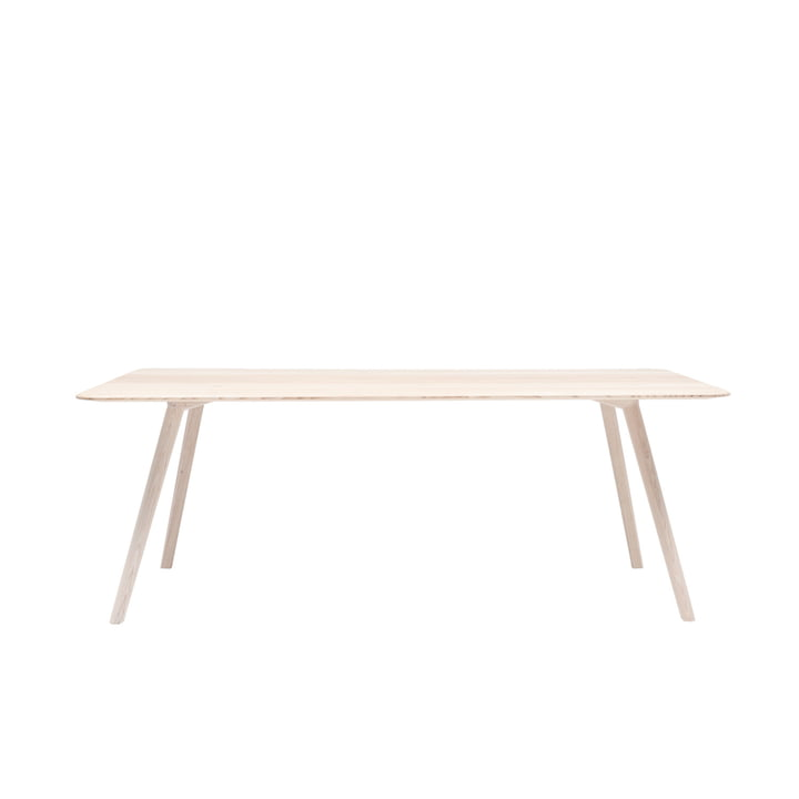 Meyer Table Large from Objekte unserer Tage - 200 x 93 cm oiled in ash