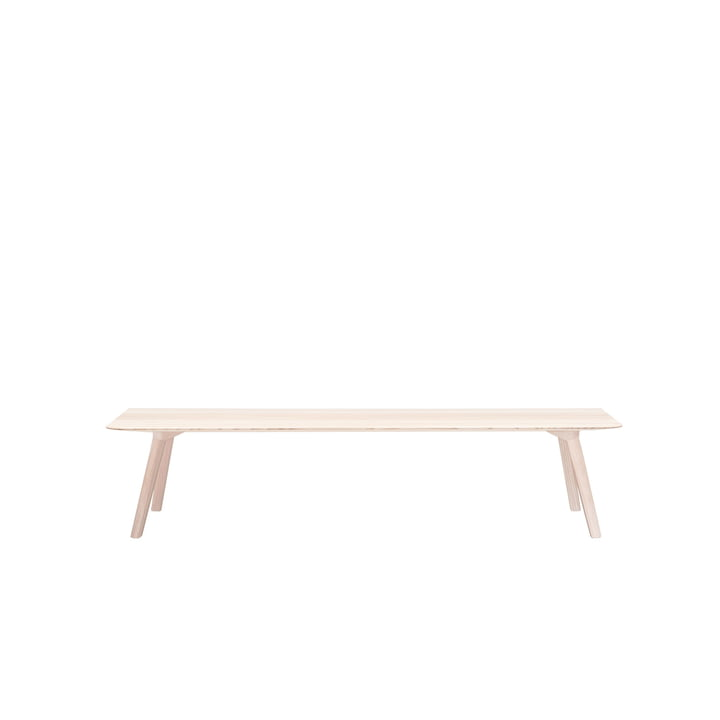 Meyer Bench Large from Objekte unserer Tage - (200 cm), oiled ash tree