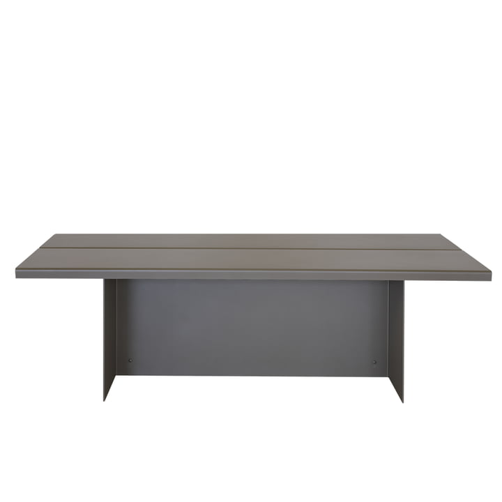 Zebe Bench from Objekte unserer Tage in olive
