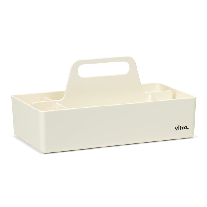 Storage Toolbox from Vitra in white