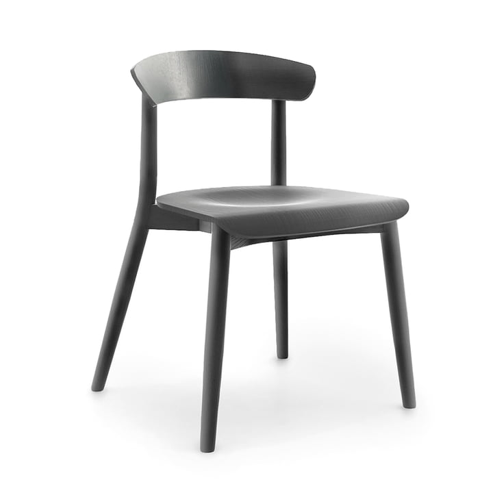 Mito chair in black from Conmoto