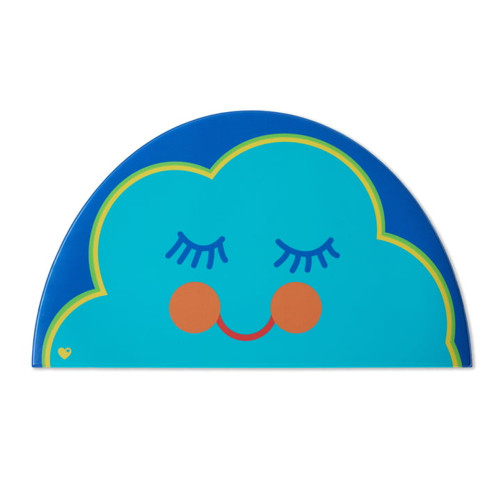 Kids placemat cloud from byGraziela