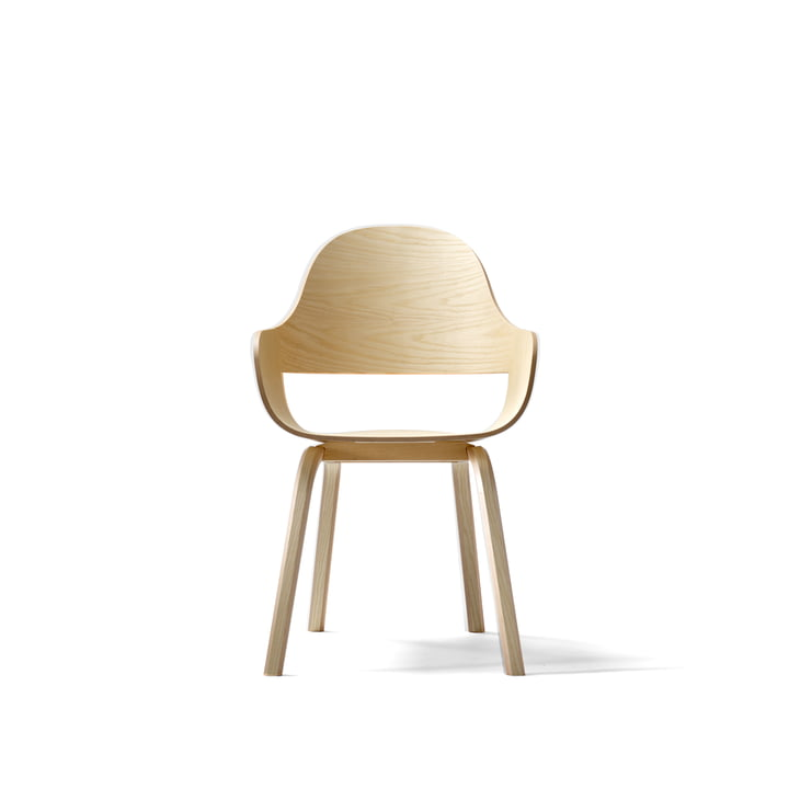 Showtime Nude Chair from BD Barcelona in ash