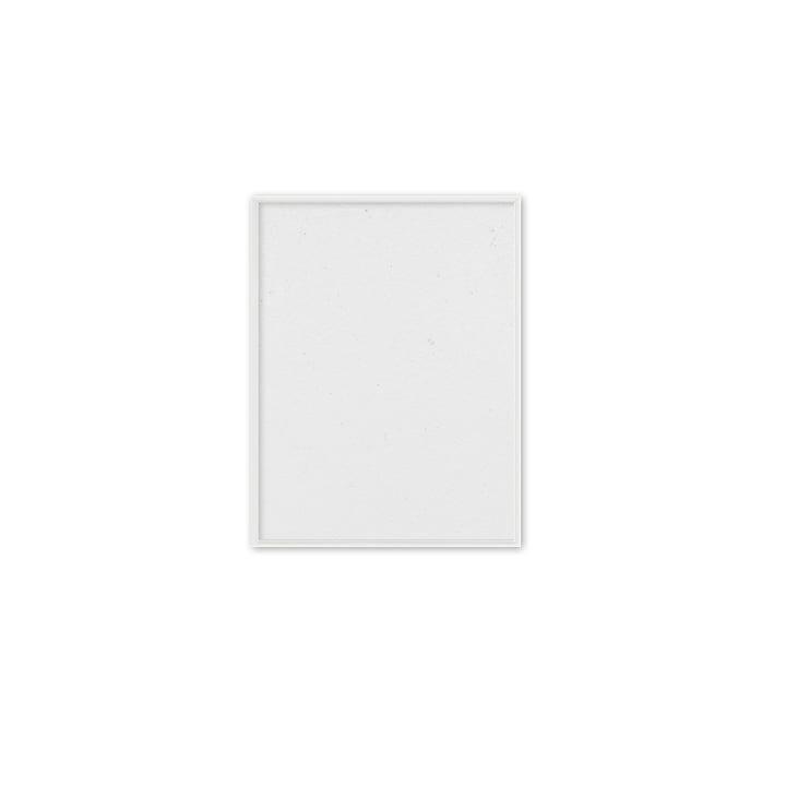 Picture frame 30 x 40 cm from Paper Collective in aluminium white matt