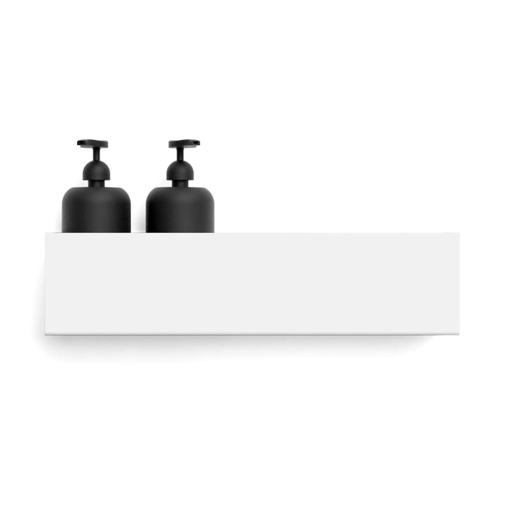 Wall shelf L 40 cm from Nichba Design in white