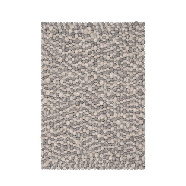 Ernie felt ball carpet by myfelt, 120 x 170 cm