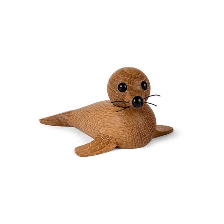 Wooden seal Baby Seal from Spring Copenhagen in oak