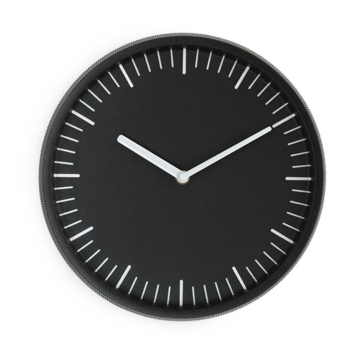 Day wall clock Ø 28 cm from Normann Copenhagen in black