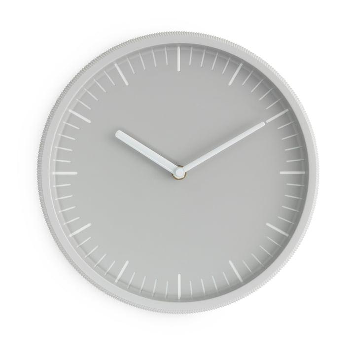 Day wall clock Ø 28 cm from Normann Copenhagen in light grey