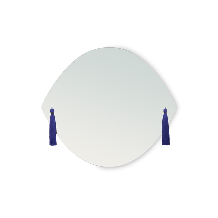 Panache mirror in small by Petite Friture