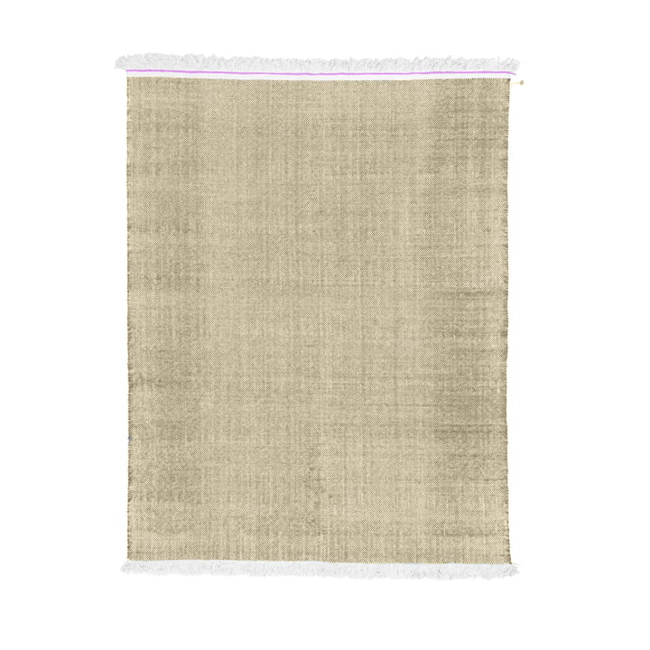 Duotone carpet 361, 180 x 240 cm from Kvadrat