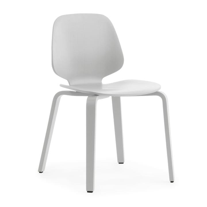 My Chair by Normann Copenhagen in white