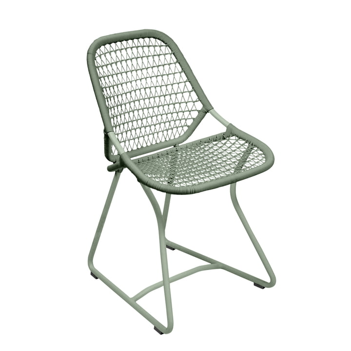 Sixties Chair from Fermob in cactus
