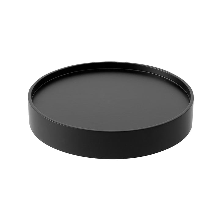 Tray for Drum Ø 47 x H 7,4 cm from Softline in black