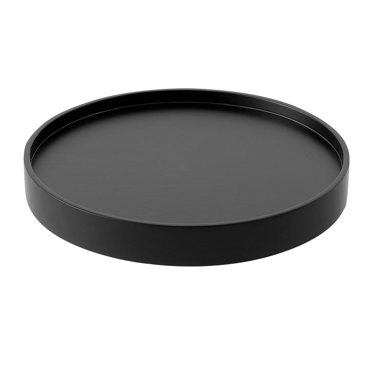 Tray for Drum Ø 62 x H 7,4 cm from Softline in black