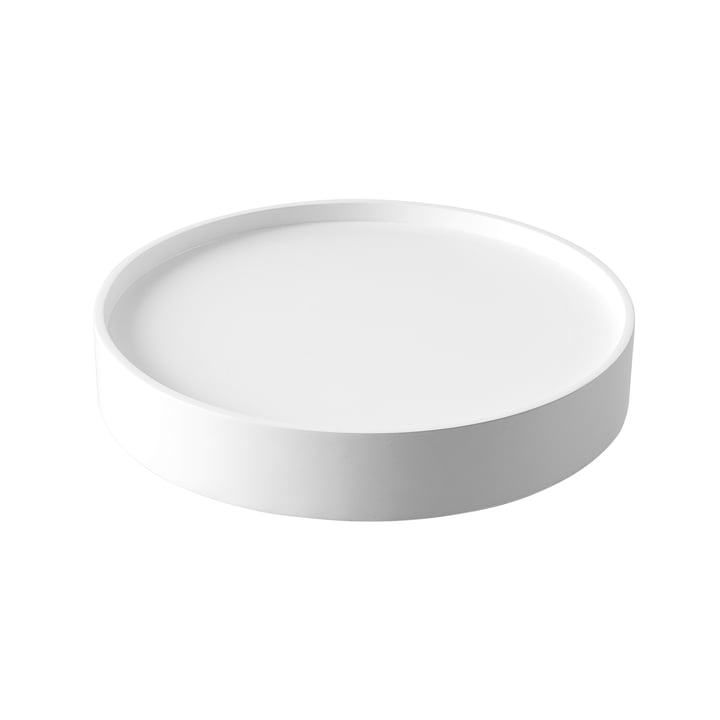 Tray for Drum Ø 47 x H 7,4 cm from Softline in white