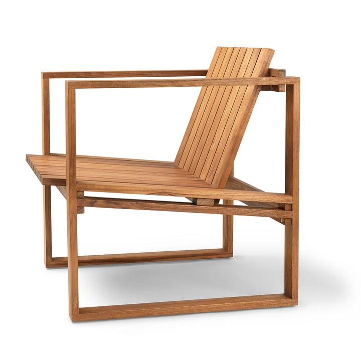 BK11 Lounge Chair by Carl Hansen oiled in Teak