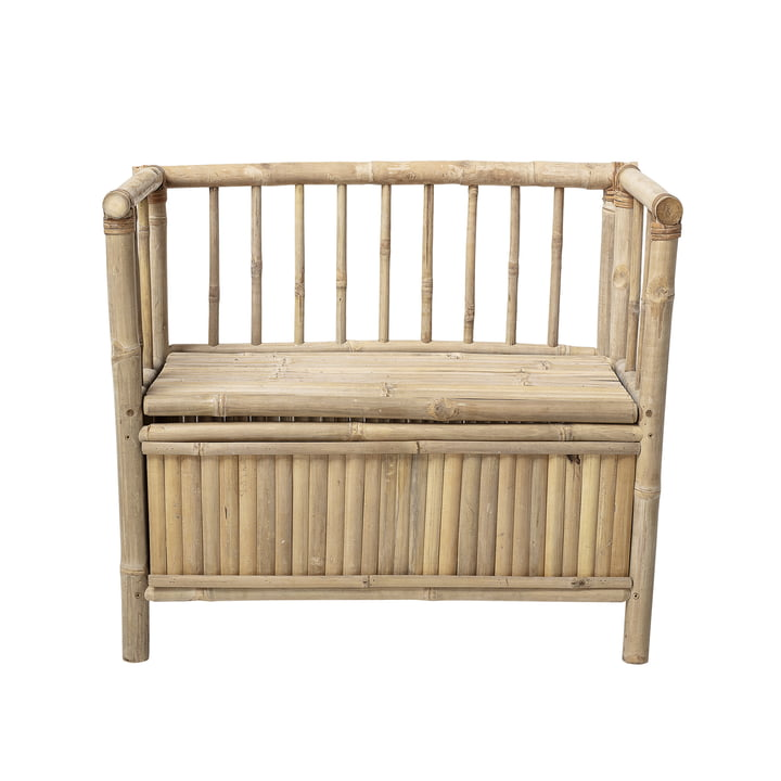 Bamboo children's bench from Bloomingville