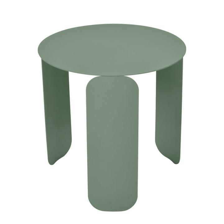 Bebop side table Ø 45 cm by Fermob in cactus