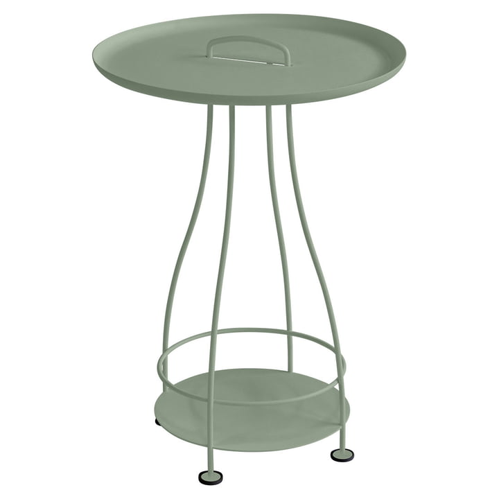 Happy Hours side table by Fermob in cactus
