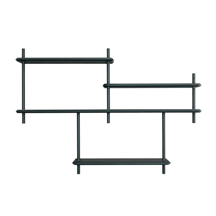 Jeanne wall shelf 140 cm from Hartô in slate grey