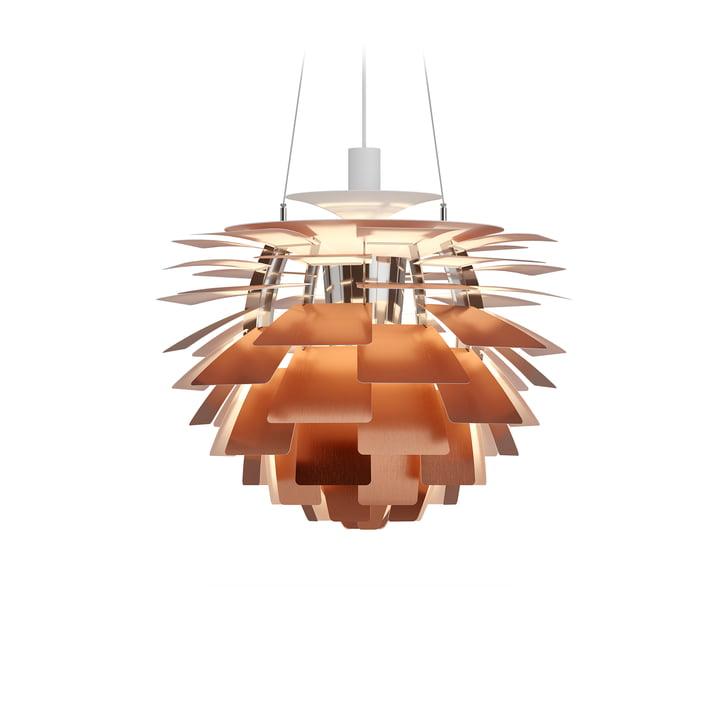 PH Artichoke Ø 48 cm from Louis Poulsen in copper (anniversary edition 2019)