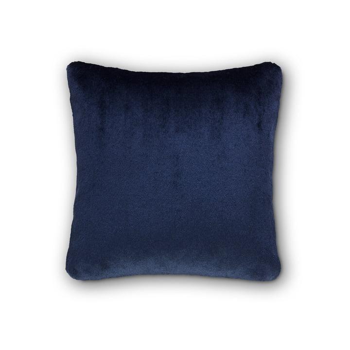 Soft cushion, by Tom Dixon, 43 x 43 cm in blue