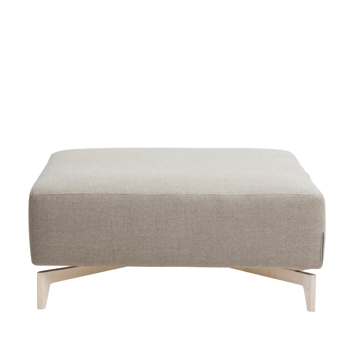 Passion modular sofa, stool, Vision beige (446) by Softline