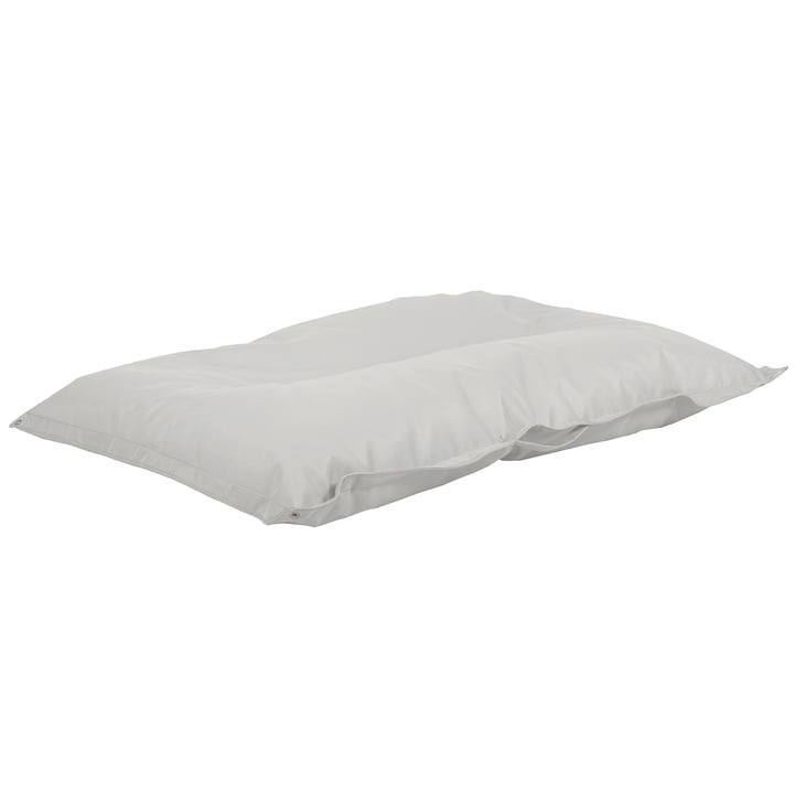 Float swimming cushion in white by Fiam