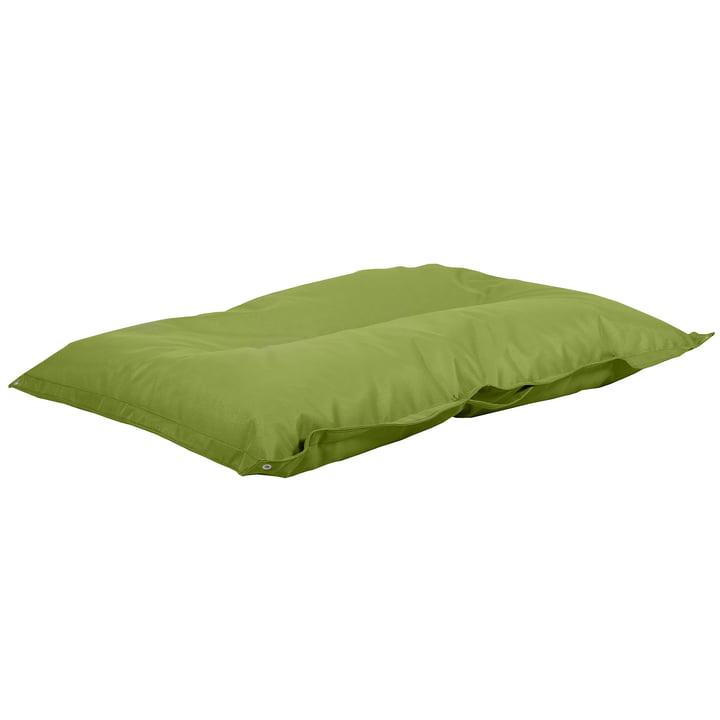 Float swimming cushion in pistachio of Fiam