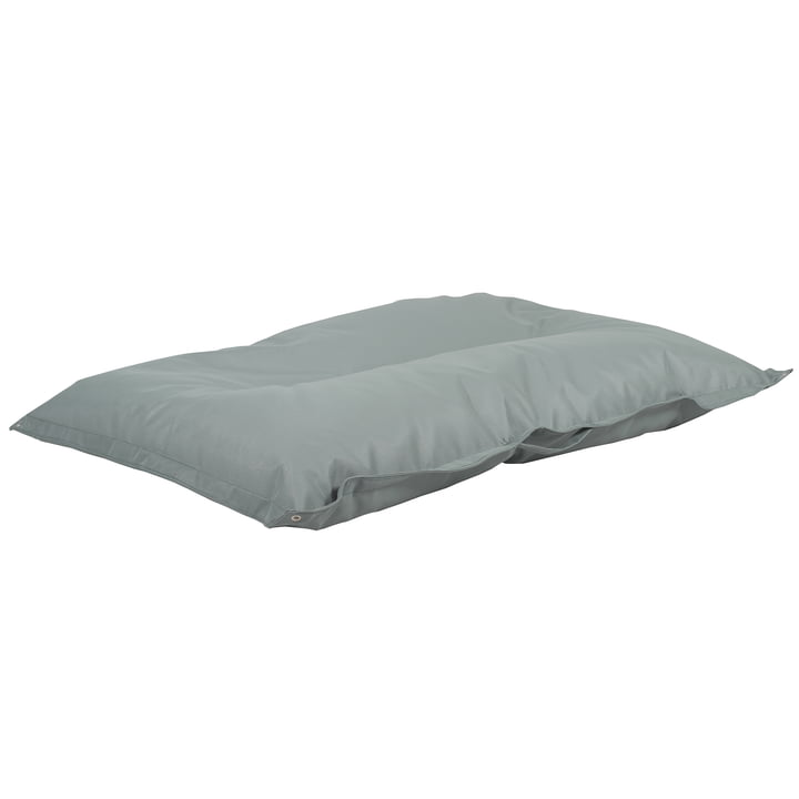 Float swimming cushion in grey by Fiam