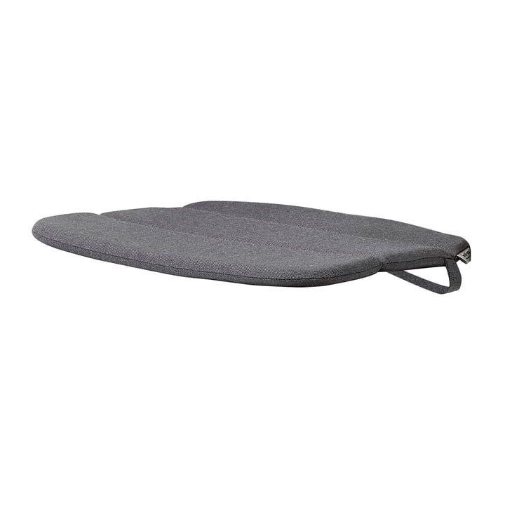 Seat cover for Lean chair (5410) from Cane-line in grey