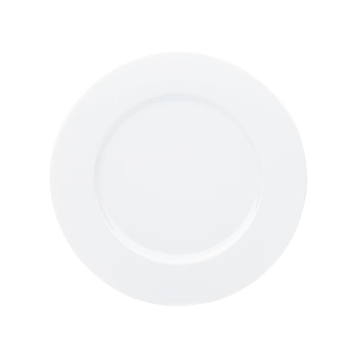 Aronda breakfast plate Ø 21 cm from Kahla in white