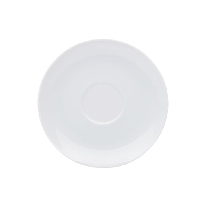 Aronda saucer Ø 15 cm in white from Kahla